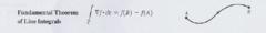 Fundamental Theorem of Line Integrals?