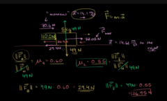 lets calculate the acceleration: