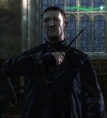 Professor of Defense against the Dark Arts (seventh year)